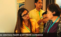 MAN Pharma for Veterinary Health at 21st PAHA Conference