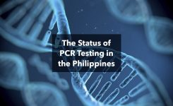 The Status of PCR Testing in the Philippines